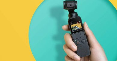 蓄力多时大疆发布灵眸OSMO口袋云台相机,GoPro迎来强劲对手