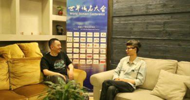 newg.tv WDC 2016 世界域名大会 采访 万赛实业有限公司创始人 黎俭(黎叔)【Video】
