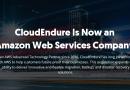 AWS(亚马逊)收购了做云灾备的CloudEndure