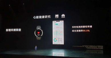 华为发布全新穿戴设备 Watch GT2 搭载麒麟A1芯片