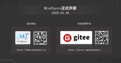 华为宣布AI计算框架MindSpore开源